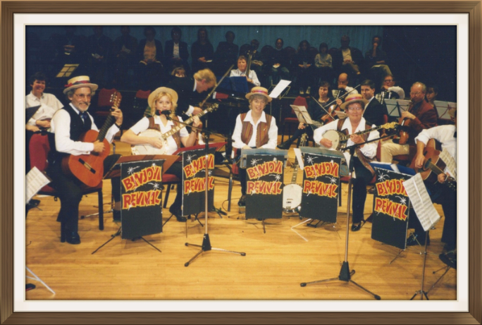 Banjovi Revival.  www.banjovi.co.uk